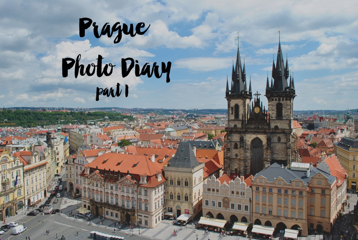 Prague | Photo Diary Part I