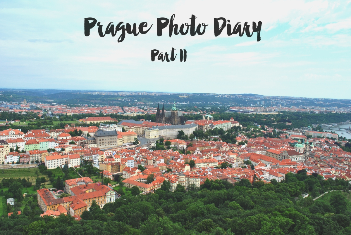 Prague Photo Diary - Part II