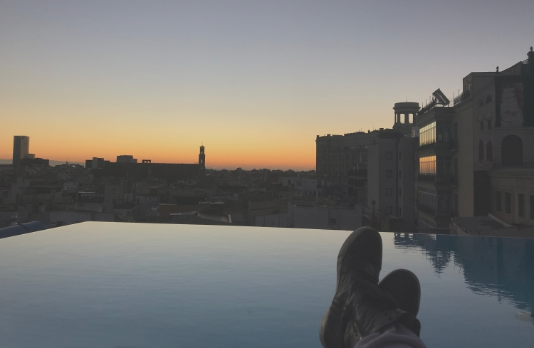 Barcelona_sunrise