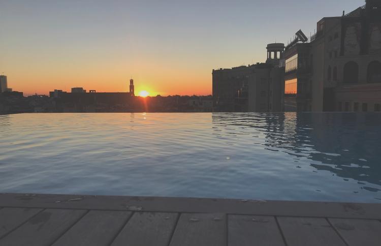 Barcelona_sunrises