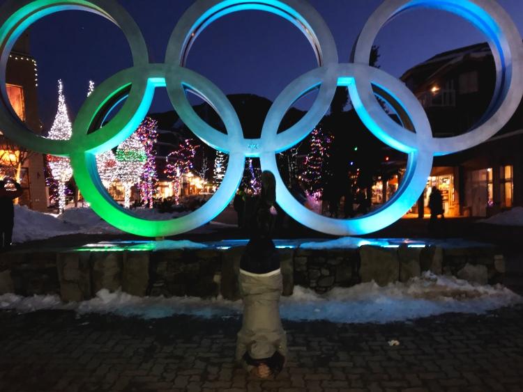 Olympics and yoga
