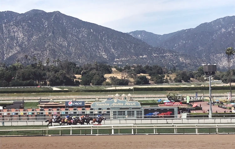 Santa_Anita_Derby_race